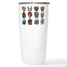 Horror Movie Monsters M Travel Mug