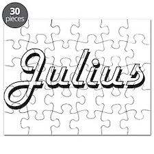 Julius Classic Style Name Puzzle