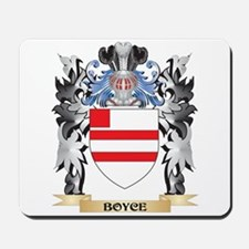 Boyce Coat of Arms - Family Crest Mousepad