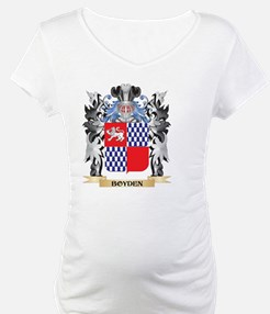 Boyden Coat of Arms - Family Cre Shirt
