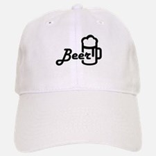 Beer. Baseball Baseball Cap