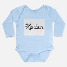 Kaden Classic Style Name Body Suit