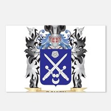 Boykin Coat of Arms - Fam Postcards (Package of 8)