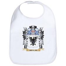 Boylan Coat of Arms - Family Crest Bib
