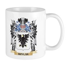 Boylan Coat of Arms - Family Crest Mugs