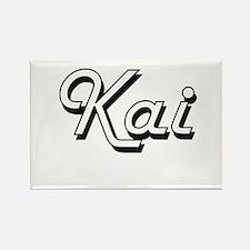 Kai Classic Style Name Magnets