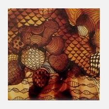 Harvest Tile Coaster