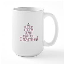 Keep Calm and Watch Charmed Mug