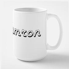 Kamron Classic Style Name Mugs