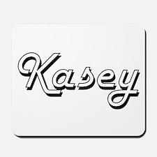 Kasey Classic Style Name Mousepad