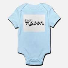 Kason Classic Style Name Body Suit