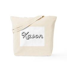 Kason Classic Style Name Tote Bag