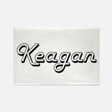 Keagan Classic Style Name Magnets