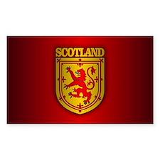 Scotland (COA) Decal