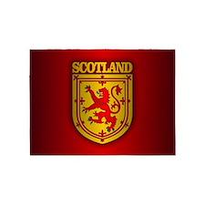 Scotland (COA) 5'x7'Area Rug