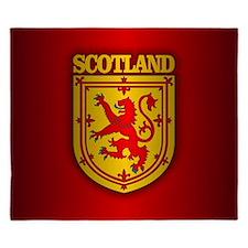Scotland (COA) King Duvet
