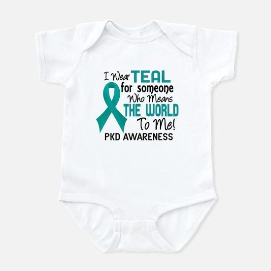 PKD MeansWorldToMe2 Infant Bodysuit