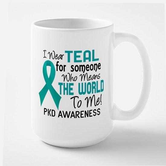 PKD MeansWorldToMe2 Large Mug