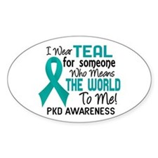 PKD MeansWorldToMe2 Decal