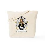 Lemmens Family Crest  Tote Bag