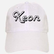 Keon Classic Style Name Baseball Baseball Cap