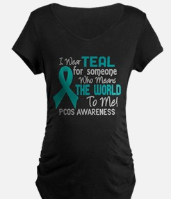 PCOS MeansWorldToMe2 T-Shirt