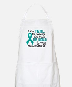 PCOS MeansWorldToMe2 Apron