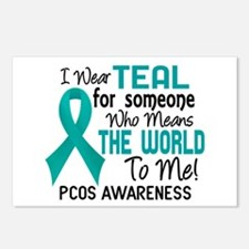 PCOS MeansWorldToMe2 Postcards (Package of 8)