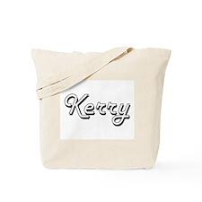Kerry Classic Style Name Tote Bag