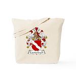 Lauterbach Family Crest Tote Bag