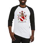 Lauterbach Family Crest Baseball Jersey