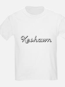 Keshawn Classic Style Name T-Shirt
