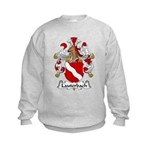 Lauterbach Family Crest Kids Sweatshirt