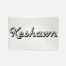 Keshawn Classic Style Name Magnets