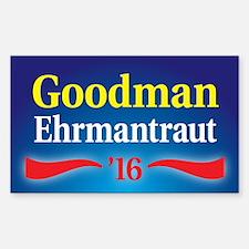 Goodman 2016 Decal