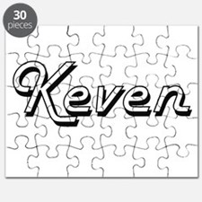 Keven Classic Style Name Puzzle