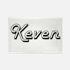 Keven Classic Style Name Magnets