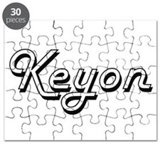 Keyon Classic Style Name Puzzle