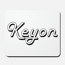 Keyon Classic Style Name Mousepad