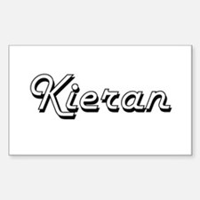 Kieran Classic Style Name Decal