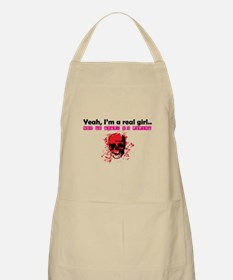 Yes I'm a Girl.. I PvP BBQ Apron