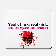Yes I'm a Girl.. I PvP Mousepad