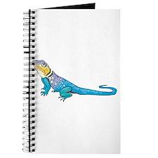 Colorful Lizard Journal