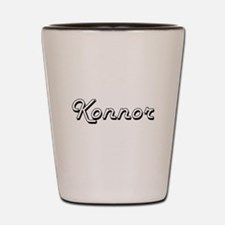 Konnor Classic Style Name Shot Glass