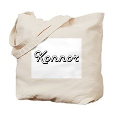 Konnor Classic Style Name Tote Bag