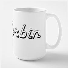 Korbin Classic Style Name Mugs