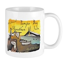 18th Annual Tampa Bay Marathon Swim Mugs