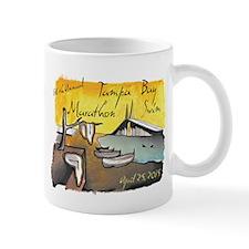 18th Annual Tampa Bay Marathon Swim Mugs