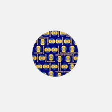 Madeira islands flag Mini Button