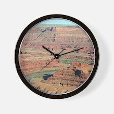 Dead Horse Point State Park, Utah, USA Wall Clock
